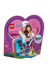 Lego Friends Caja Corazón de Verano de Olivia 41387