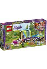Lego Friends Trailer do Cavalo de Mía 41371
