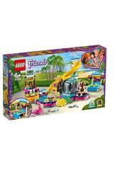 Lego Friends Festa na Piscina de Andrea 41374
