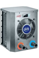 Mini-Wärmepumpe für erhöhte Pools bis zu 30.000 L Gre HPM30