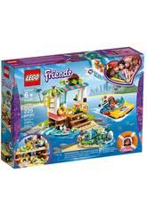 Lego Friends Missão de Resgate Tartarugas 41376
