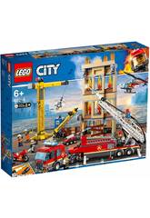 Lego City Fire Brigada de Incêndio do Distrito Central 60216