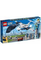 Lego City Polícia Aérea Base de Operações 60210