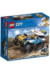 Lego City voiture de rallye du désert 60218