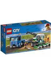Lego City Transporte de la Cosechadora 60223