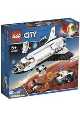 Lego City Lanzadera Científica a Marte 60226