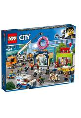 Lego City Ouverture du Magasin de Donut 60233