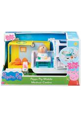 Peppa Pig Ambulance et Centre Medical Bandai 6722