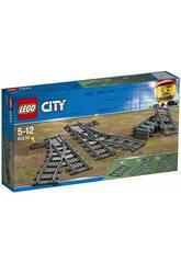 Lego City Cambios de Agujas 60238
