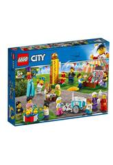 Lego City Pack de Minifiguras Feria 60234
