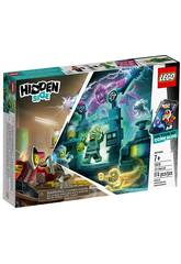 Lego Hidden Laboratorio de Fantasmas de J.B. 70418
