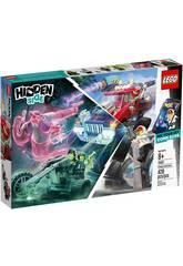 Lego Hidden Camión Acrobático de El Fuego 70421