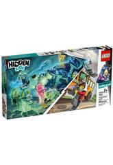 Lego Hidden Bus d'Interception 70423
