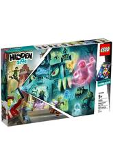 Lego Hidden Institut Hanté de Newbury 70425