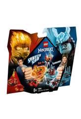 Lego Ninjago Spinjitzu Slam Kai vs. Samouraï 70684