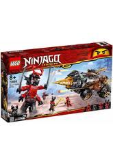 Lego Ninjago Perforadora de Cole 70669