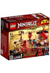 Lego Ninjago Entrainement dans le Monastère 70680