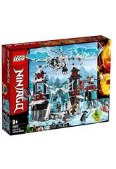 Lego Ninjago Il Castello dell'Imperatore Abbandonato 70678