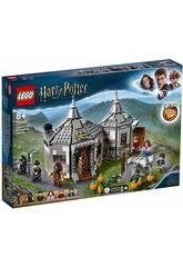 Lego Harry Potter Casinha de Hagrid Resgate de Buckbeak 75947