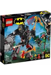 Lego Súper Héroes Robot de Batman vs. Robot de Hiedra Venenosa 76117