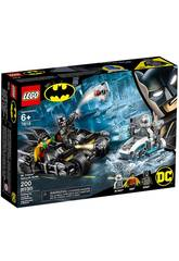 Lego Super-heróis Bat-mota vs. Mr.Freeze 76118
