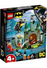 Lego Super Heroes Batman y la Huida del Joker 76138