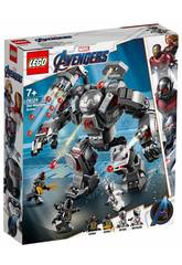 Lego Super Heroes Avengers Armure de War Machine 76124