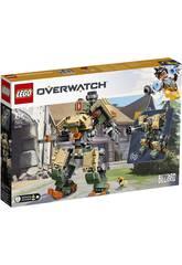Lego Overwatch Bastione 75974
