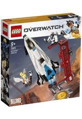Lego Overwatch Observatorio Gibraltar 75975