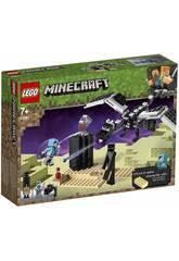 Lego Minecraft La Bataille de l'End 21151