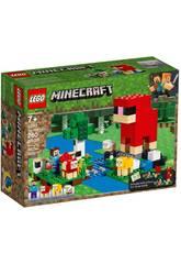 Lego Minecraft A Fazenda de Lana 21153