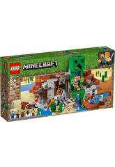 Lego Minecraft La Mine du Creeper 21155