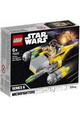 Lego Star Wars Microfighters Chasseur Stellaire de Naboo 75223