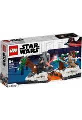 Lego Star Wars Duelo en la Base Starkiller 75236