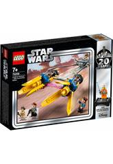 Lego Star Wars Podracer de Anakin Edición 20º Anniversaire 75258