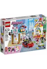 Lego As Powerpuff Girls Ataque do Mojo Jojo 41288