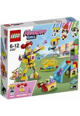 Lego As Powerpuff Girls Duelo no Parque da Bubbles 41287