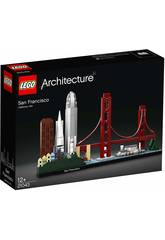 Lego Architektur San Francisco 21043
