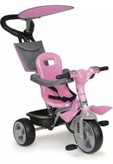 Tricycle Baby Plus Musique Rose Famosa 800012132