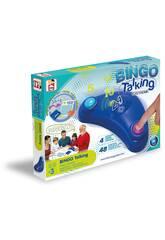 Bingo Electrónico Falante Fábrica de Juguetes 22409