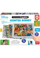 Educa Touch Junior Disney Contes Français Educa 17797