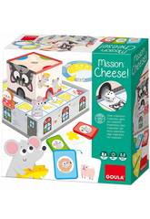 Mission Cheese Juego Cooperativo Goula 53152