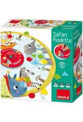Safari Roulette Goula 53156