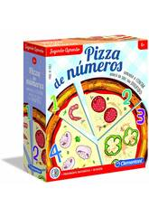 Pizza Des Nombres Clementoni 55316