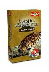 Bioviva Desafios da Natureza Animais Carnívoros Asmodee DES02ES