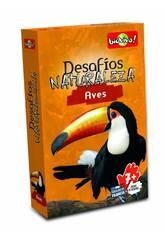 Bioviva Herausforderungen der Natur Vögel Asmodee DES05ES