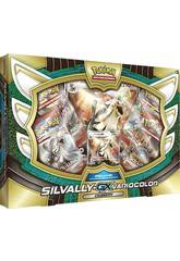 Pokémon Jeu de Cartes Collectionables boite Silvally-GX Variocouleur Asmodee POGX1706