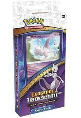 Pokémon Juego de Cartas Coleccionables Legendas Luminosas Mewtwo Asmodee POKC1703