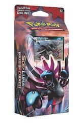 Pokémon Jeu de Cartes à Collectionner Soleil et Lune Jeu de Cartes 60 cartes Asmodee POSMSL01