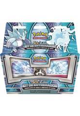 Pokémon Juego de Cartas Coleccionables Sol y Luna Kit Entrenador Asmod POTK1801